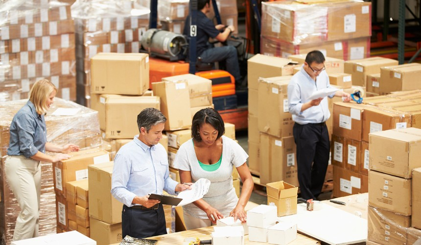 Why Choose Our Warehousing?